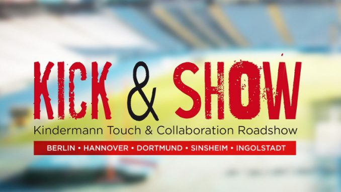 Roadshow Kindermann
