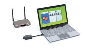 Drahtlos-Präsentationssystem Klick & Show