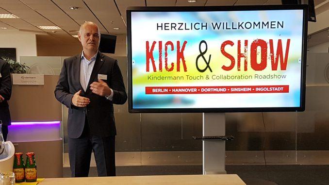 Kick & Show Roadshow Kindermann