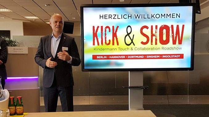 Kick & Show Roadshow Kindermann