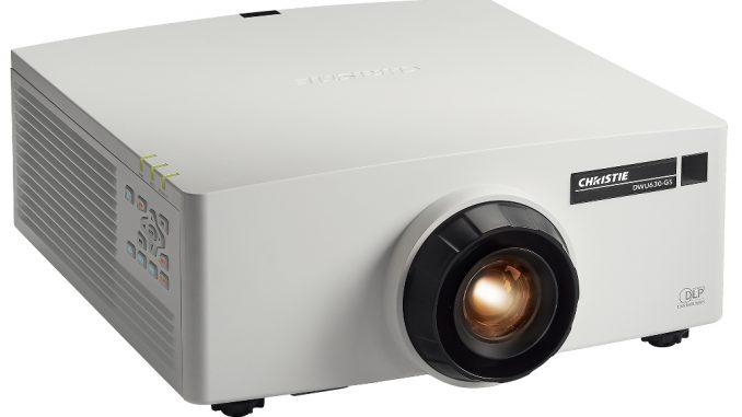 Christie Projektor DWU630-GS
