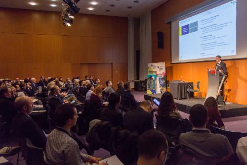 Digital Signage Summit auf der ISE 2017 (Bild: ISE)