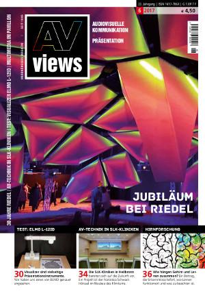 Titelbild AV-views 6-2017