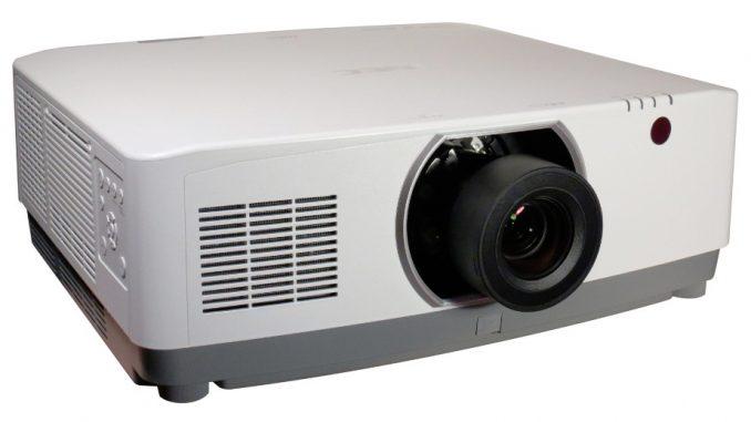 Projektor NEC_PA803UL