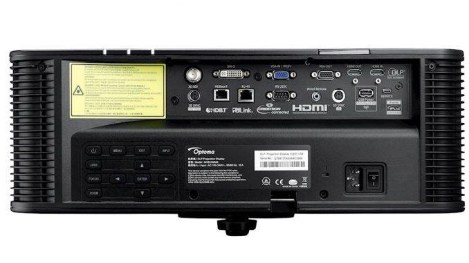 Optoma Projektor ZU1050