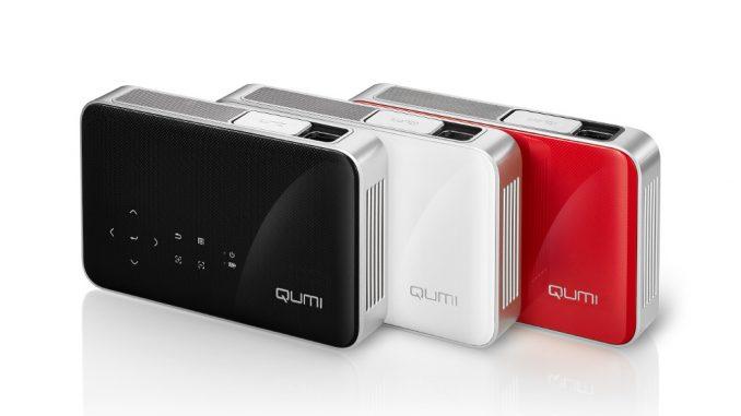 Qumi Q38 Pocket-Projektor von Vivitek