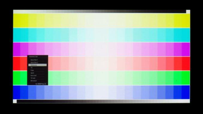 Testbild 3: Sony VPL-VW360ES