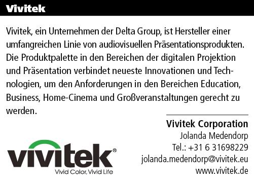 http://www.vivitek.de
