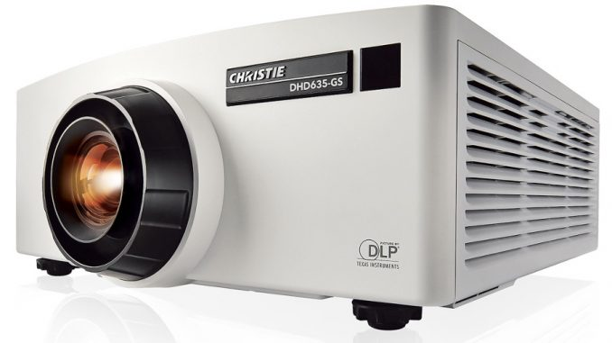 Christie DHD635-GS Projektor