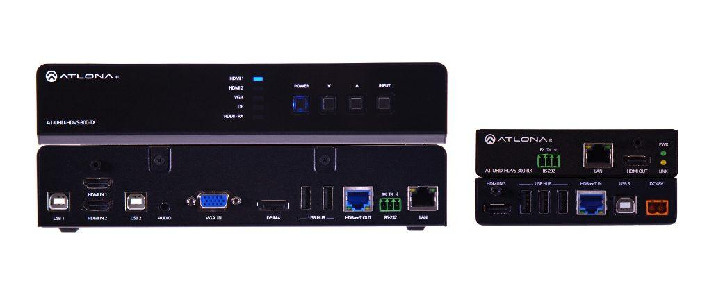 Videokonferenzsystem AT-UHD-HDVS-300-KIT