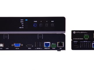 Videokonferenzsystem AT-UHD-HDVS-300-KIT