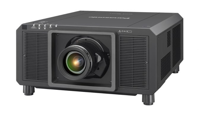 PT-RQ22K 4K+ Laser-Phosphor-Projektor von Panasonic
