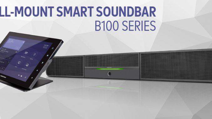 Crestron Soundbar Flex B100