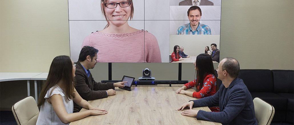 TrueConf Enterprise Videokonferenzsystem