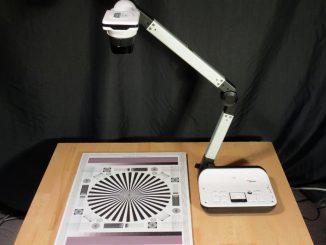 Dokumentenkamera DC554 von Optoma