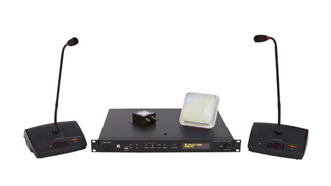 Konferenzsystem ATUC-IR von Audio-Technica