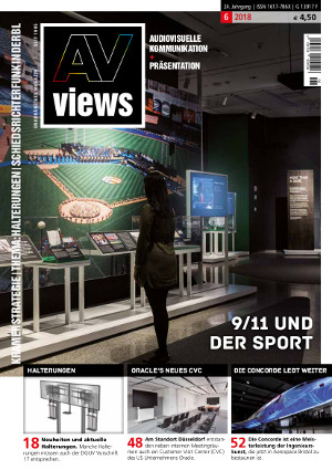 AV-views 6-18 Titelseite