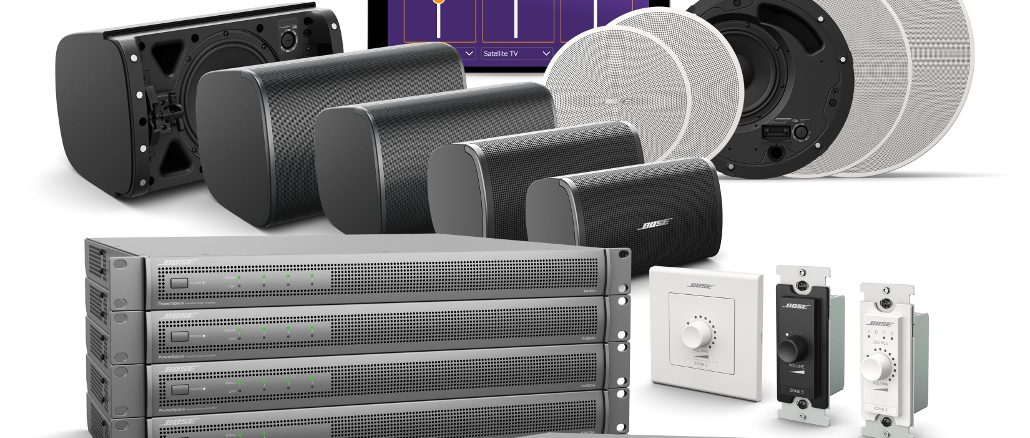 Bose Business Music Systeme