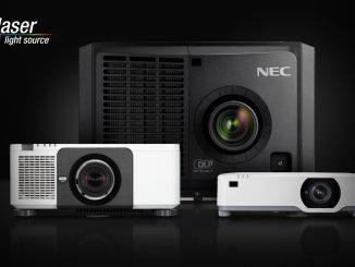Projektoren NEC P525UL, P1005QL, PH3501Q