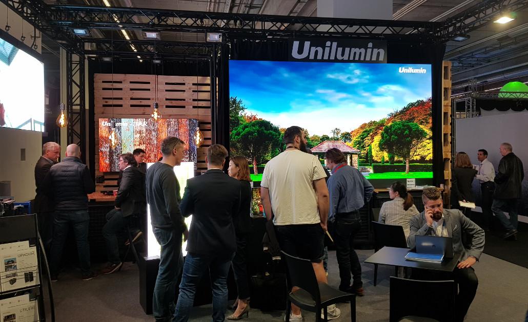 Unilumin auf der Prolight + Sound 2019