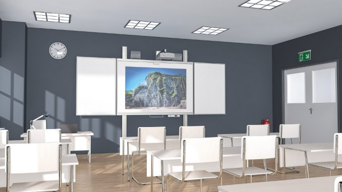 Kindermann Solutionbox Projektor