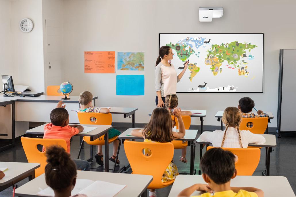 Vivitek DW771 für den Bildungsbereich