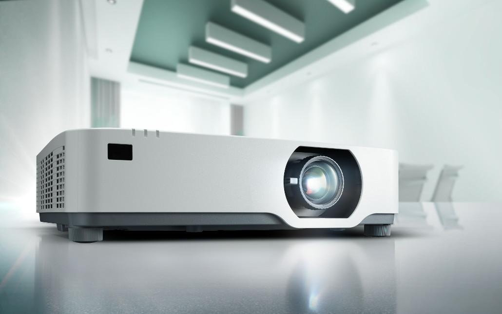 NEC Projektor P605UL