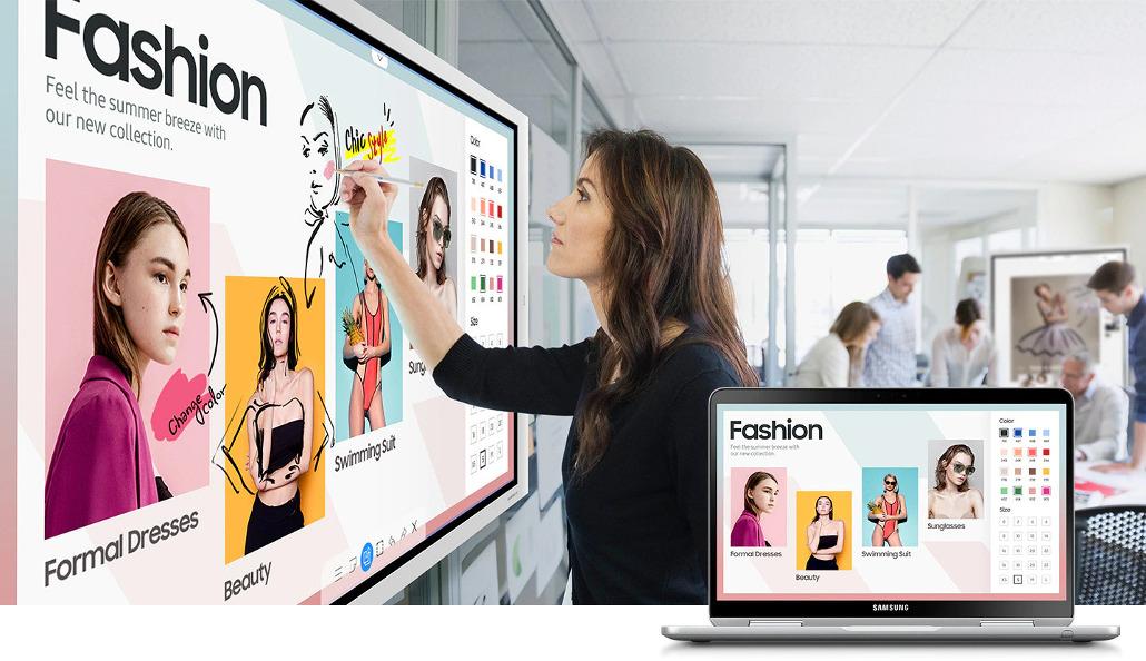 Samsung Flip 2: das digitale Flipchart