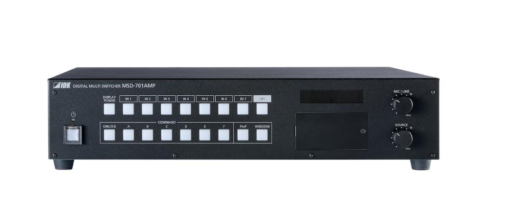 MSD-701AMP von IDK