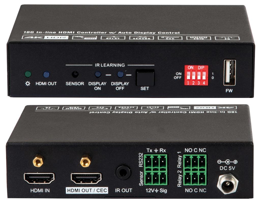Control Basic 4K60 von Kindermann
