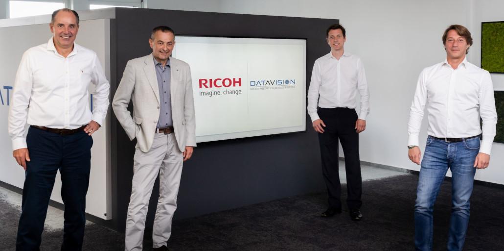 Ricoh übernimmt DataVision