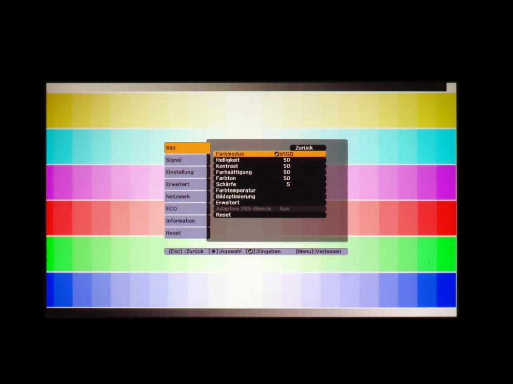 Testbild 1 Epson EF1795F