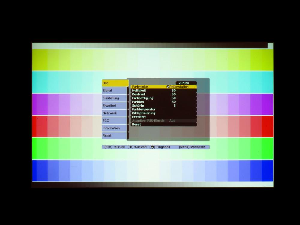 Testbild 2 Epson EF1795F