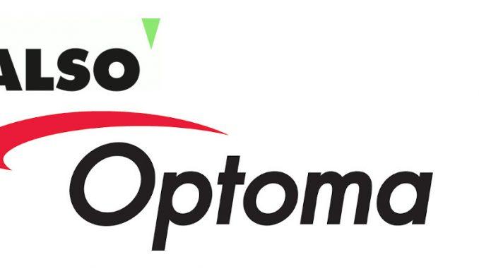 Optoma Also Logo