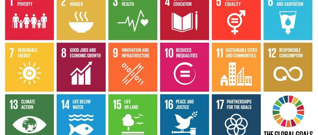 Die 17 globalen Nachhaltigkeitsziele der UN
