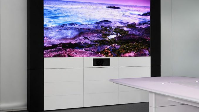 LED-Medienwand W9