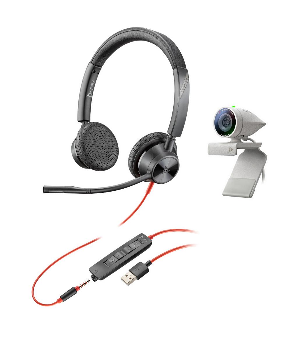 Poly Studio Kit P5 Blackwire 3325 USB-A