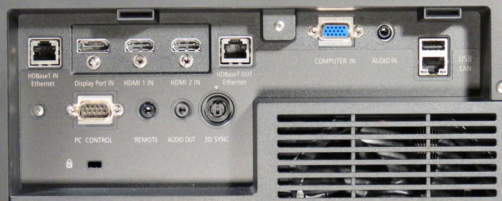 Anschlussfeld NEC PA804UL