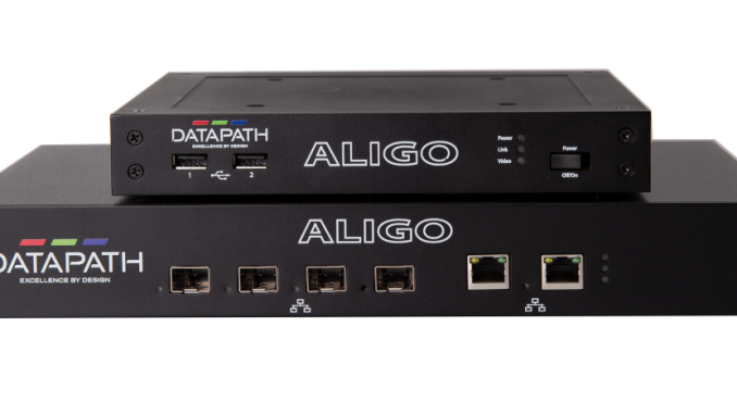 Datapath Aligo QTX100 and RX100
