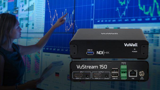 VuStream150 NDI