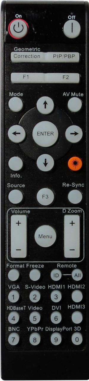 Fernbedienung Optoma ZH606e