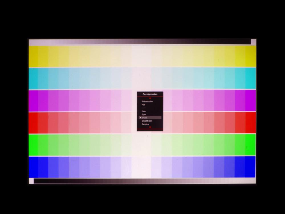 Testbild 1: Optoma Optoma: ZH606e