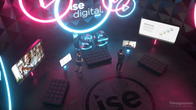 ISE Virtuel Studio