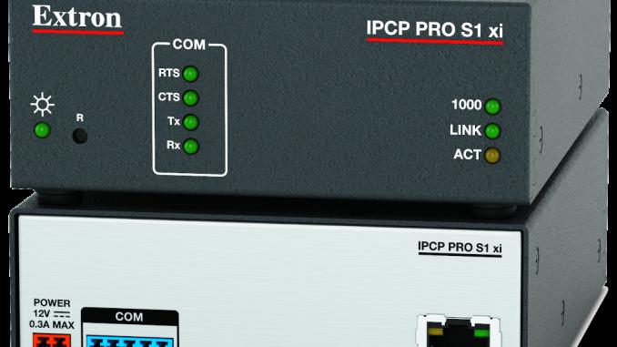 Extron Steuerungsprozessor IPCP Pro S1XI1030