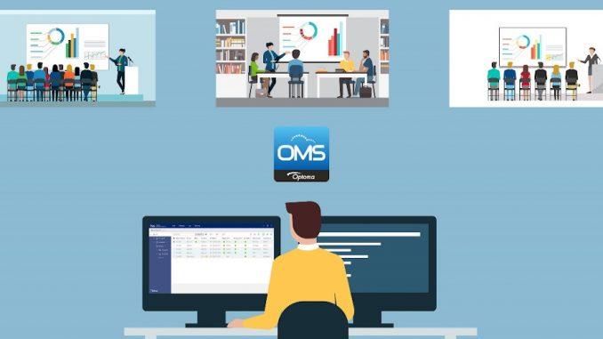 OMS Display-Management