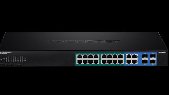 TPE-1620WSF Switch von Trendnet