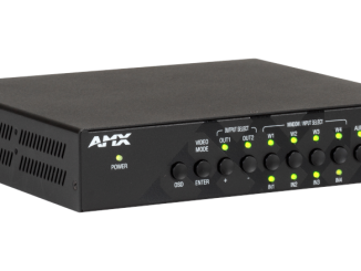 AMX Videosignalmanager