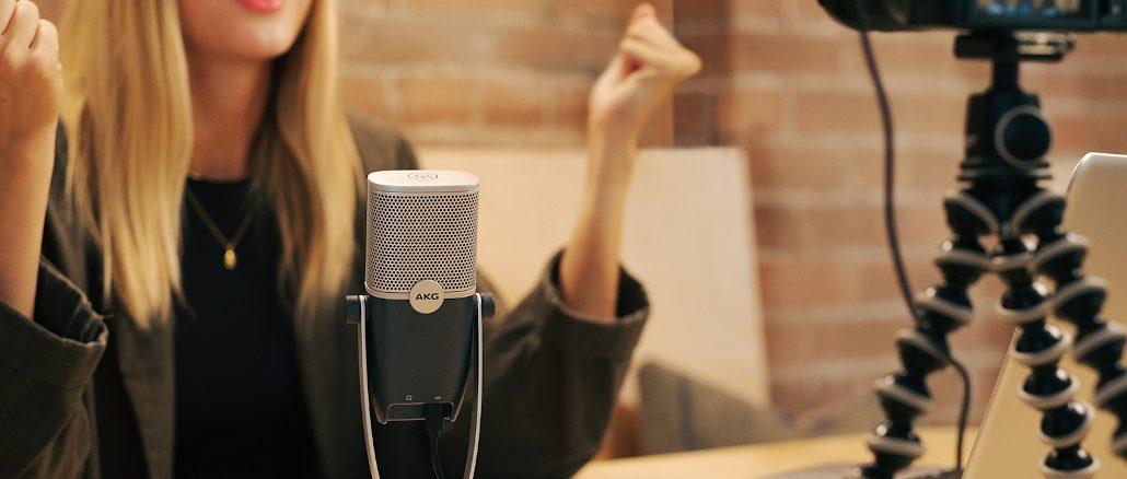 Mikrofon AKG Ara